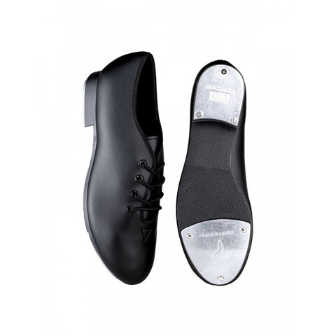 Bloch 3710 Black Student Jazz Tap Shoes