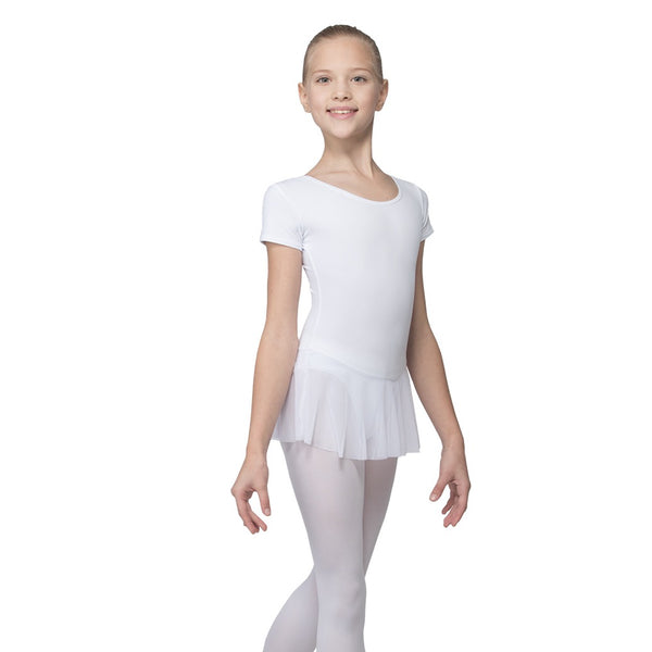 Grishko Short Sleeved Skirted Leotard - Dazzle Dancewear Ltd