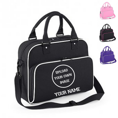 Personalised 'Design Your Own' Dance Bag - Dazzle Dancewear Ltd