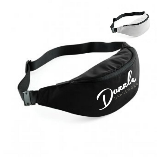 Personalised 'Dazzle Dancewear' Belt Bag - Dazzle Dancewear Ltd
