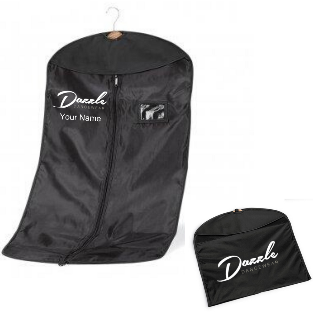 Personalised 'Dazzle Dancewear' Costume Bag - Dazzle Dancewear Ltd