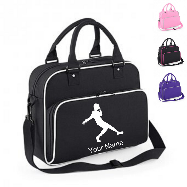 Personalised 'Male Dancer' Ballet Dance Bag - Dazzle Dancewear Ltd
