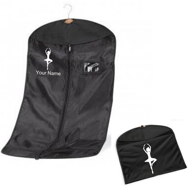 Personalised 'Ballerina' Costume Bag - Dazzle Dancewear Ltd