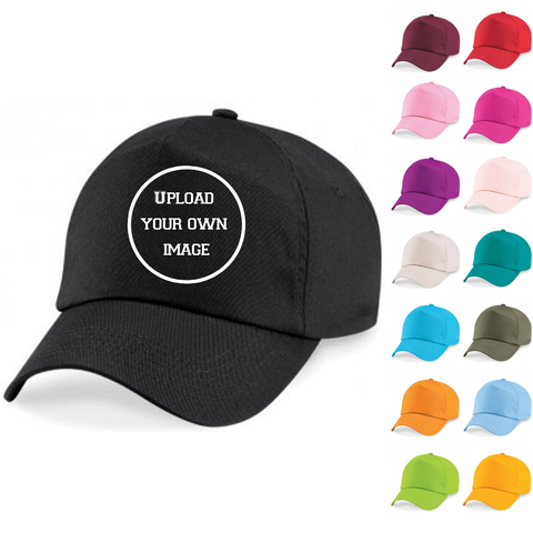 Personalised 'Design Your Own' Cap - Dazzle Dancewear Ltd