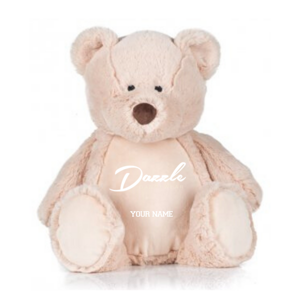 Personalised 'Dazzle Dancewear' Bear - Dazzle Dancewear Ltd