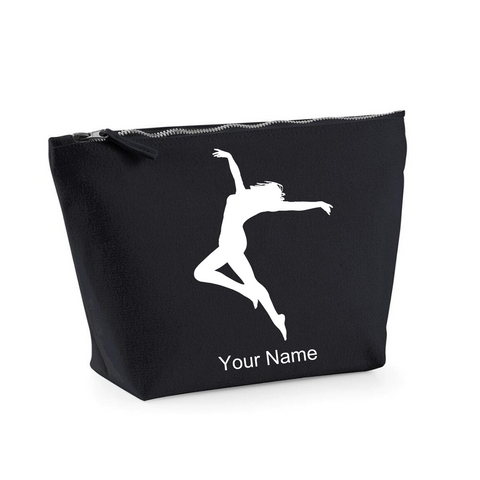 Personalised 'Dancer' Makeup Bag - Dazzle Dancewear Ltd