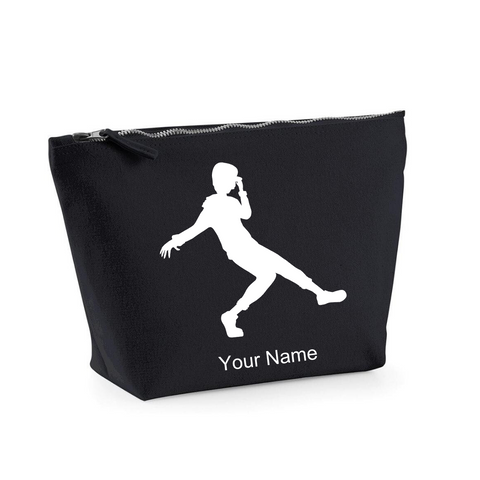 Personalised 'Male Dancer' Makeup Bag - Dazzle Dancewear Ltd
