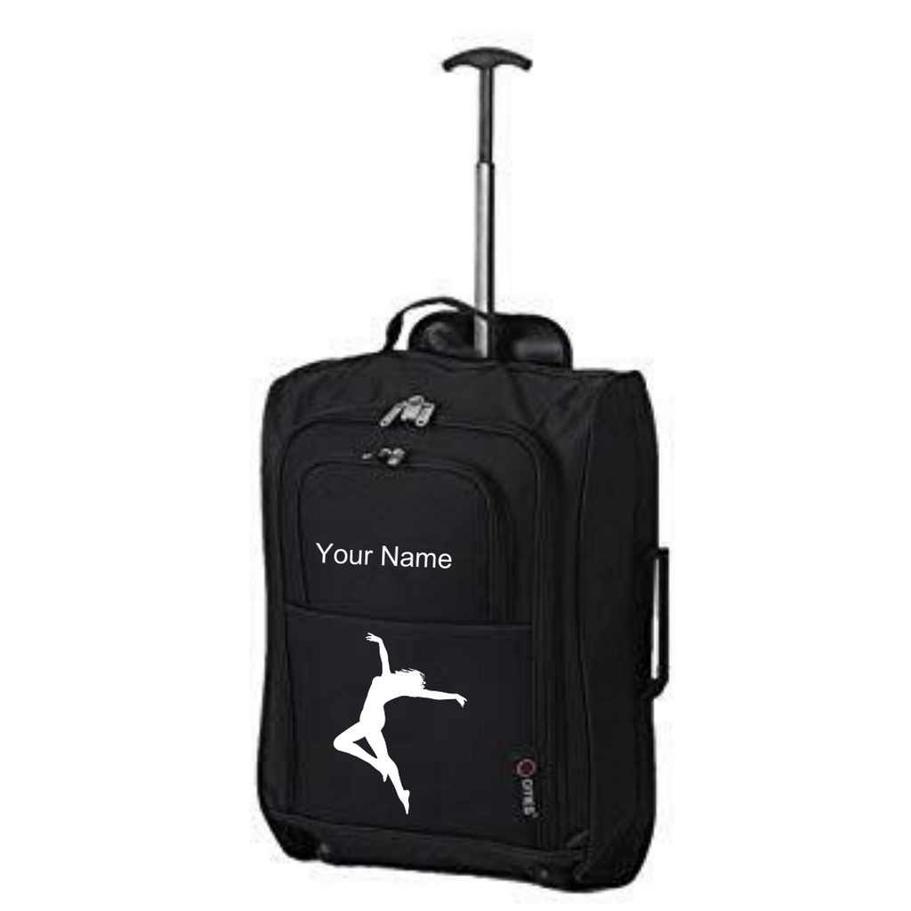Personalised 'Dancer' Suitcase - Dazzle Dancewear Ltd