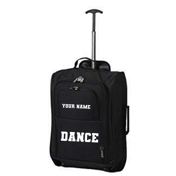 Personalised 'Dance' Suitcase - Dazzle Dancewear Ltd