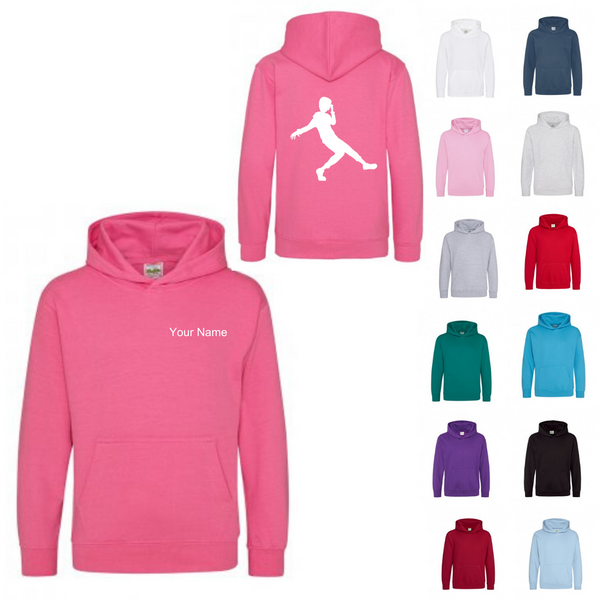 Personalised 'Male Dancer' Hoody- Child - Dazzle Dancewear Ltd