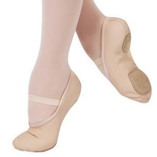 Grishko Little Star Canvas Split Sole Ballet Shoes - Dazzle Dancewear Ltd