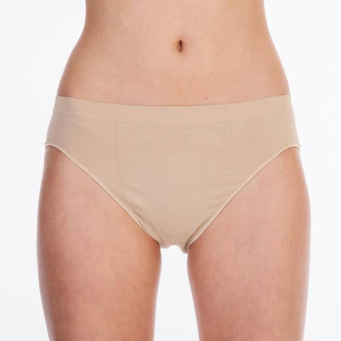 Silky Seamless High Cut Brief  | Dazzle Dancewear Ltd