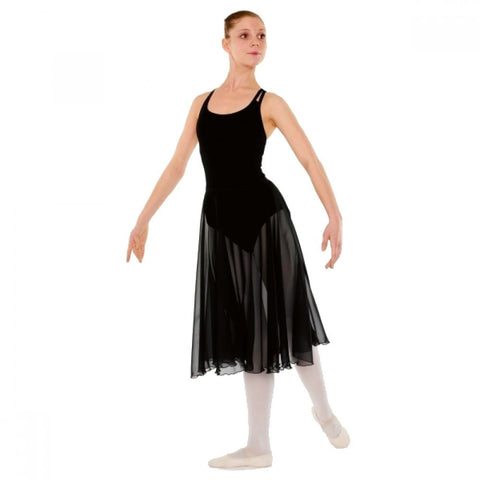 RAD Approved Circular Poly Chiffon Skirt - Dazzle Dancewear Ltd