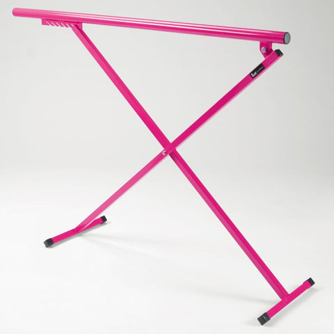 1st Position Fuschia Pink Portable Ballet Dance Barre