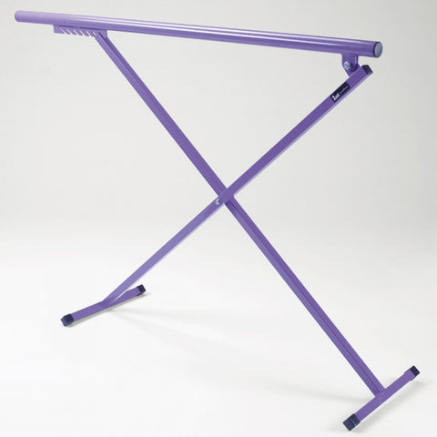 1st Position Lilac Portable Ballet Dance Barre