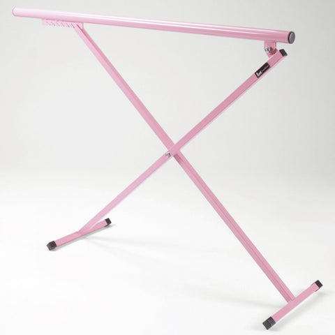 1st Position Pink Portable Ballet Dance Barre