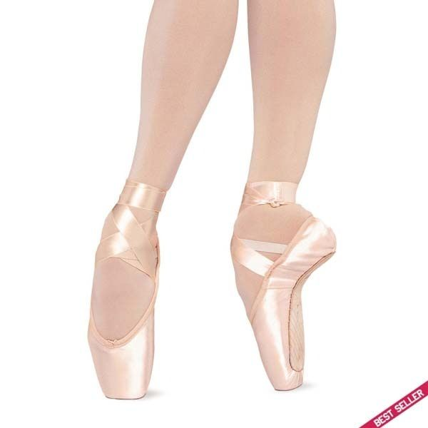 Bloch 131 Serenade Pointe Pink Shoes - Dazzle Dancewear Ltd
