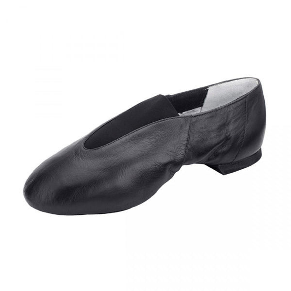Bloch 461 Pure Jazz Pull On Split Sole Shoes