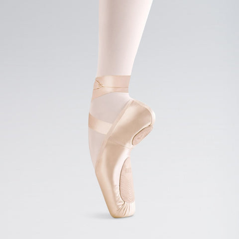 Bloch A0528 Stretch Satin Ribbon - Dazzle Dancewear Ltd