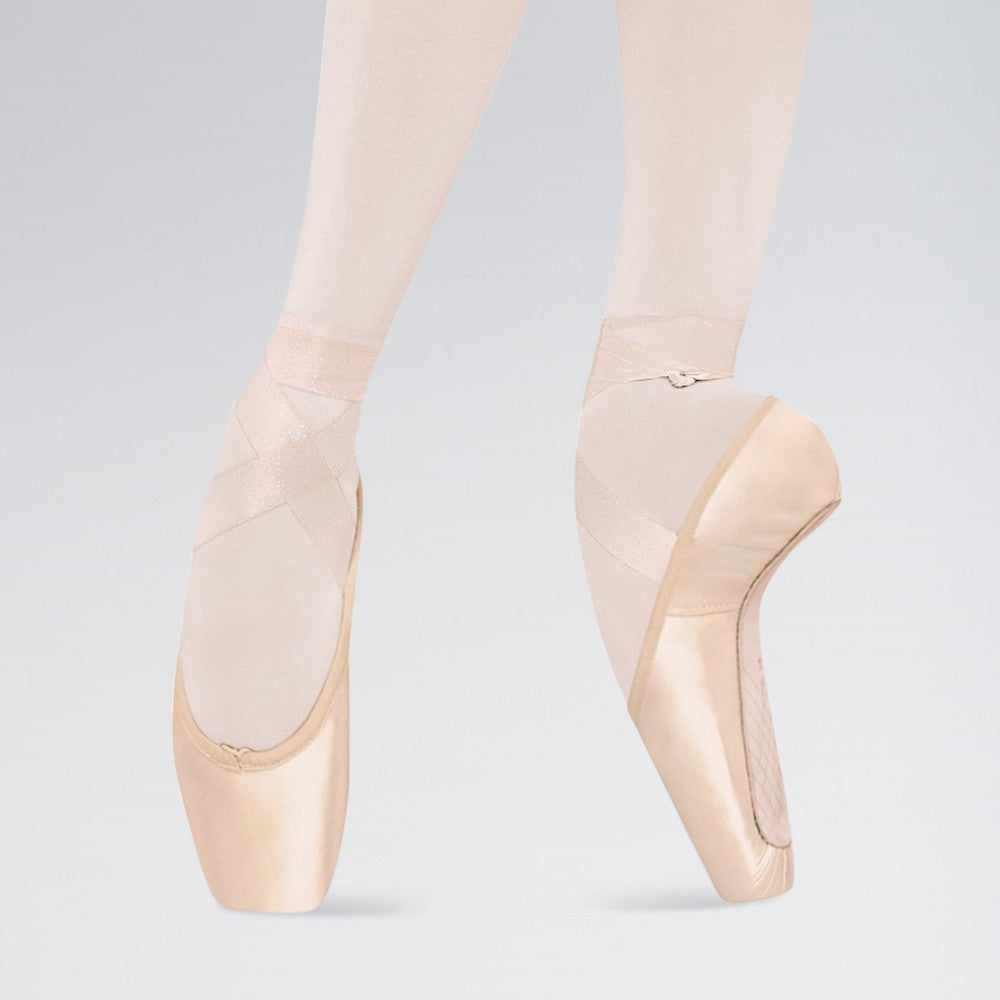 Bloch A0529 Sheer Stretch Ribbon - Dazzle Dancewear Ltd