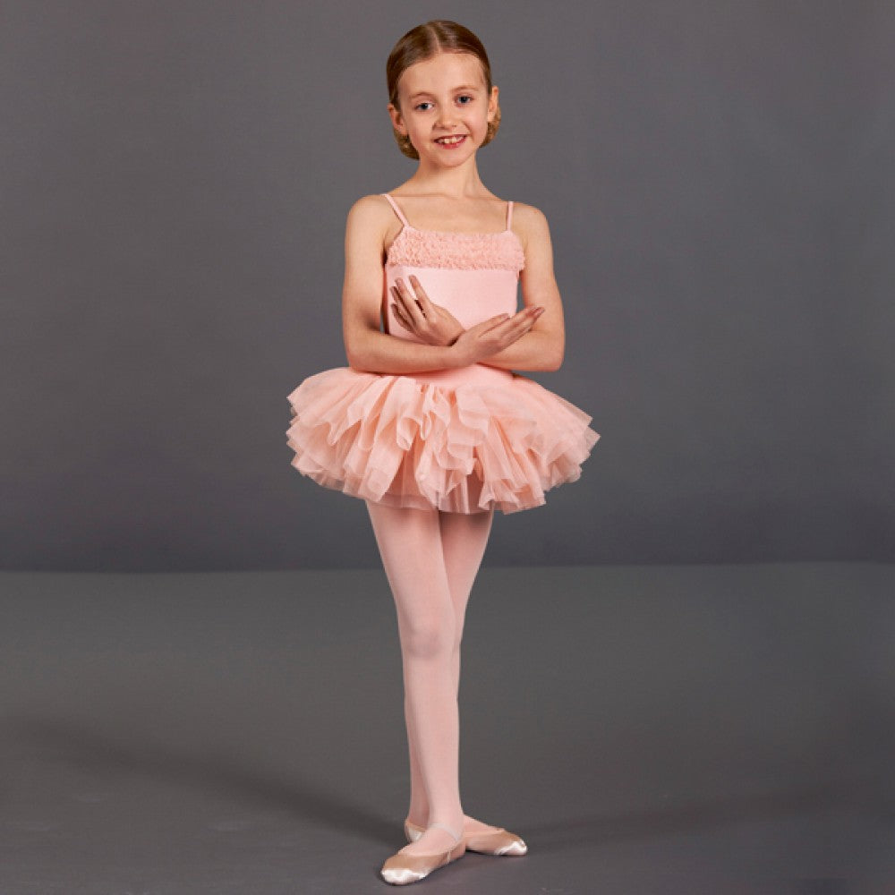 Bloch CL7120 Desdemona Girls Tutu Leotard