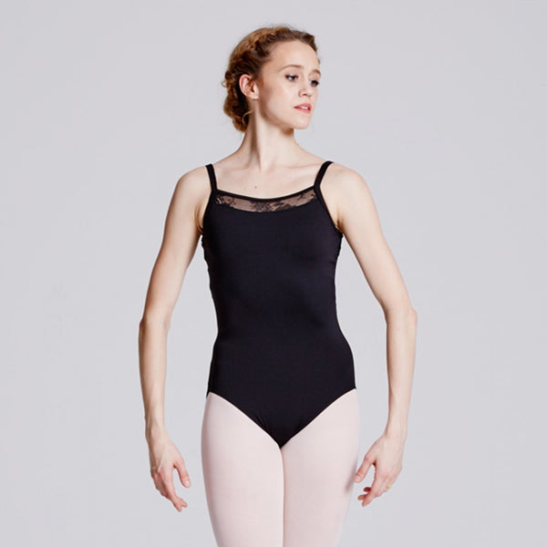 Bloch L7727 Eyal Lace Back Camisole Leotard