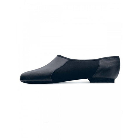 Bloch 495 Black NEO Flex Slip On Jazz Dance Shoes | Dazzle Dancewear Ltd