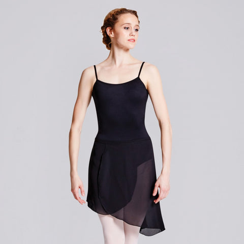 Bloch R8811 Maroney Georgette Asymmetrical Skirt 109249510