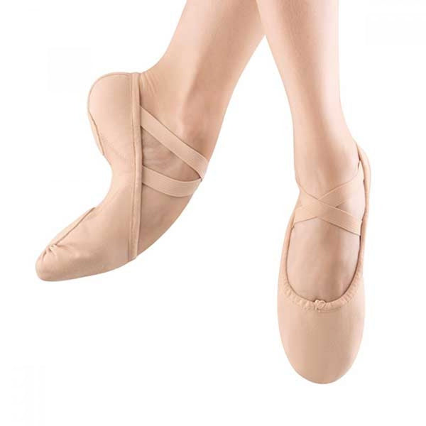 Bloch S0210L Proflex Canvas Ballet Shoes - Dazzle Dancewear Ltd