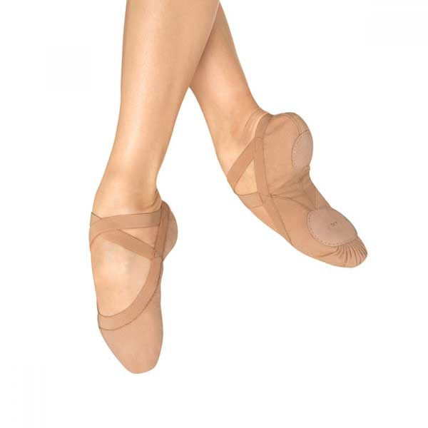 Bloch S0621L Pro Elastic Canvas Ballet Shoes