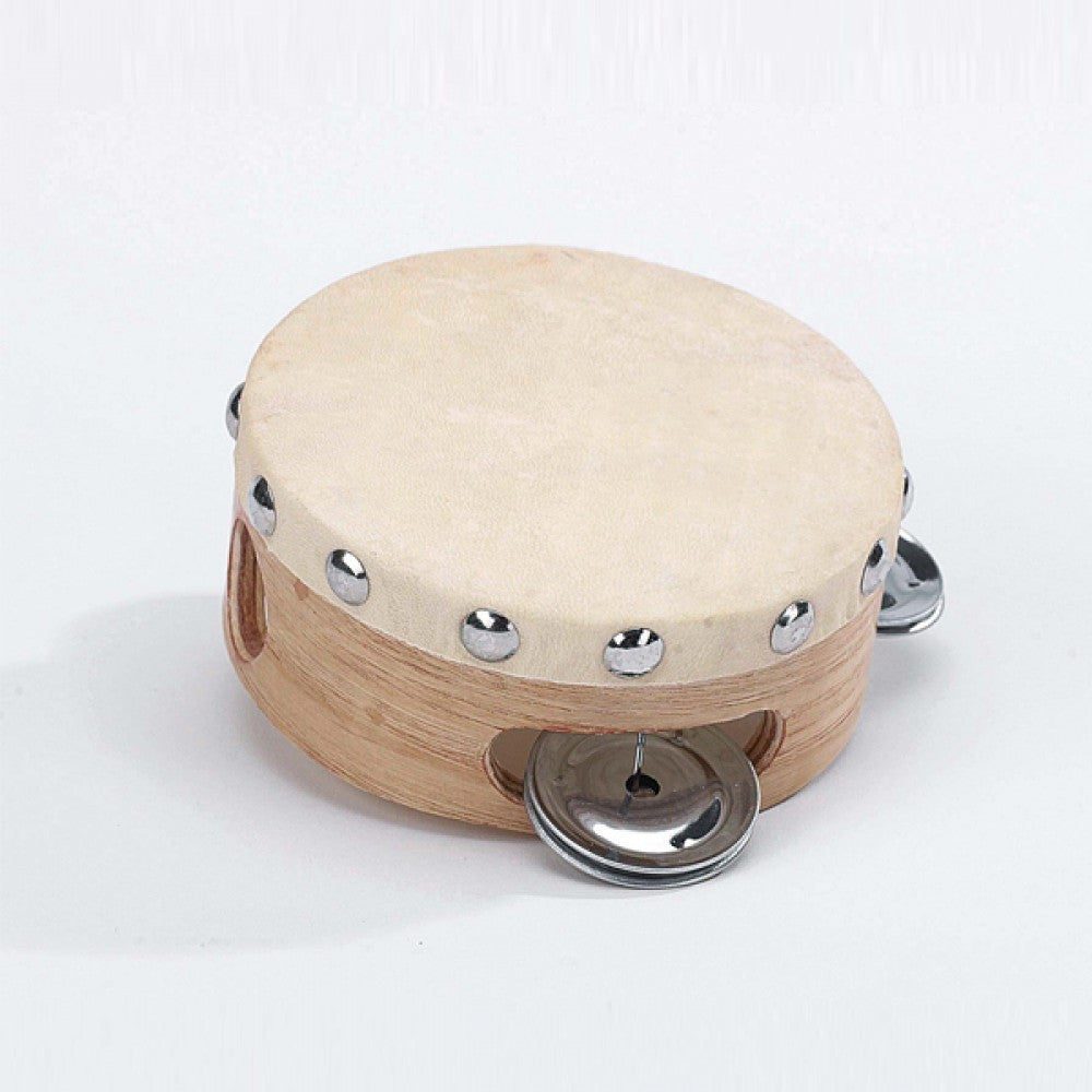 Small 3 Bell Tambourine - Dazzle Dancewear Ltd