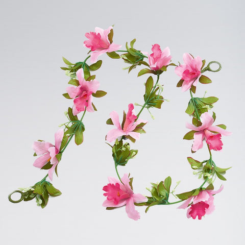 RAD Syllabus Pink Artificial Flower Garland - 1m approx