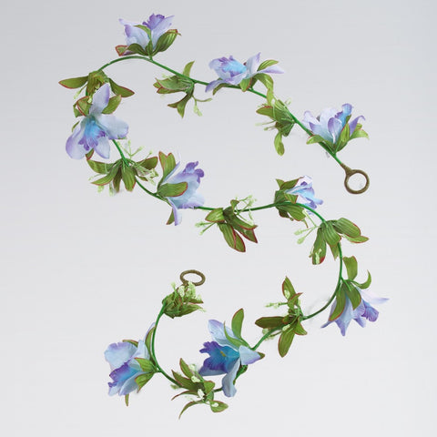 RAD Syllabus Turquoise Artificial Flower Garland - 1m approx
