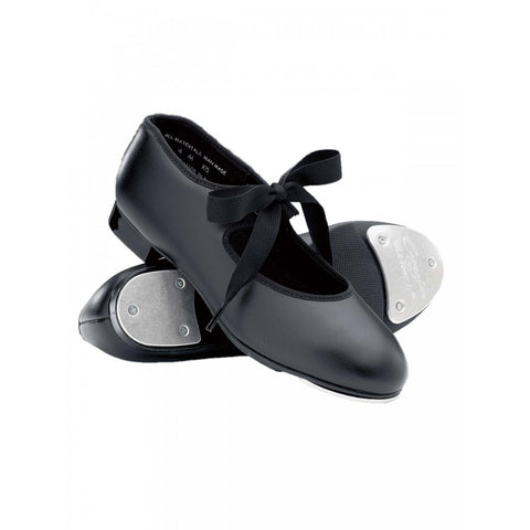 Capezio 925 Black Junior Tyette Tap Shoes - Dazzle Dancewear Ltd