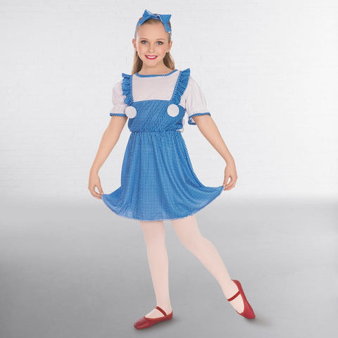 Child Country Girl-Dazzle Dancewear Ltd