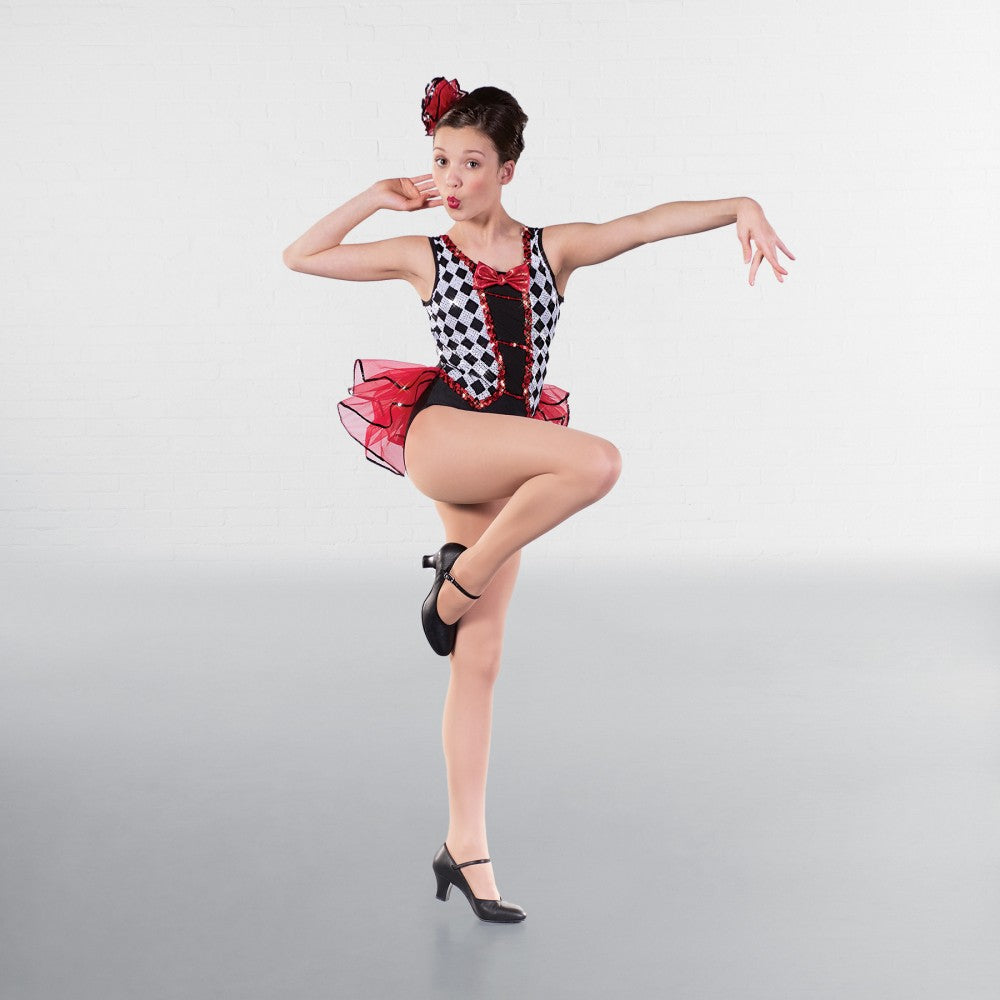 fd7117f3f045 1st Position Check Mate Glitz Costume – Dazzle Dancewear Ltd