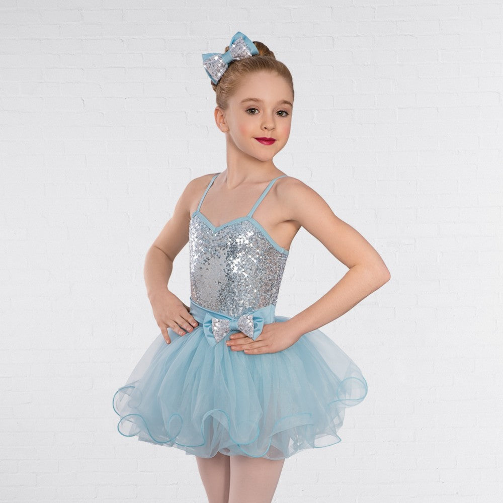 e426e1b60201 1st Position Candy Floss Sequin Glitz Dress – Dazzle Dancewear Ltd