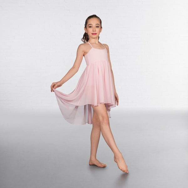1st Position Camisole Skirted Ballet Dance Leotard