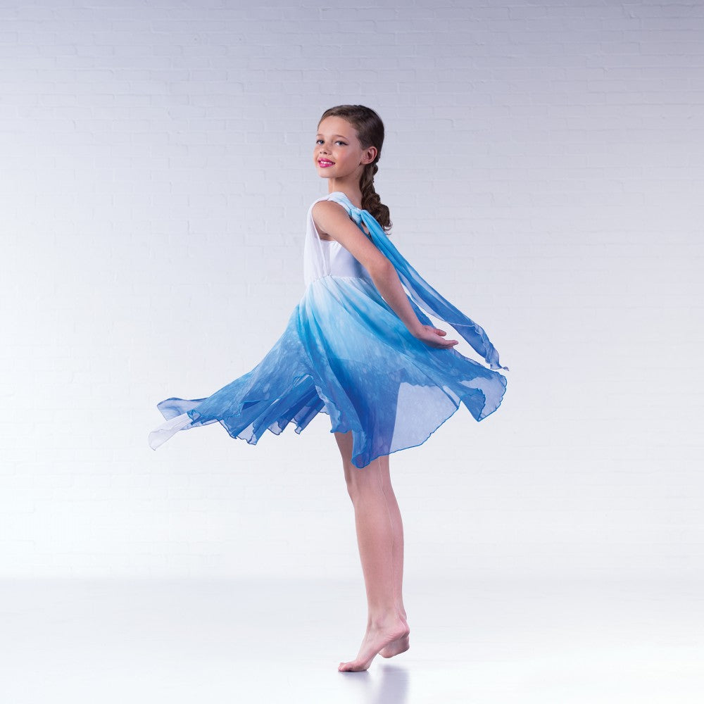 1st Position Delphine Lyrical Dress - Dazzle Dancewear Ltd