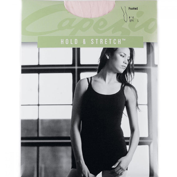 Capezio N14 Adult Hold & Stretch Footed Tights