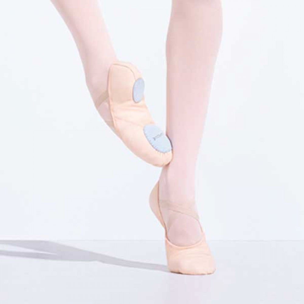 Capezio 2028 Juliet Canvas Ballet Shoe - Dazzle Dancewear Ltd