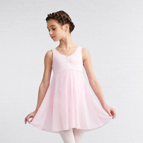 Capezio 3968C Childs Empire Skirted Ballet Dance Leotard