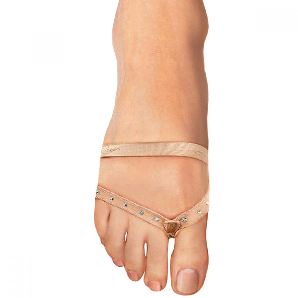 Belly Ballet Dance Paws Cover Foot Forefoot Toe Undies