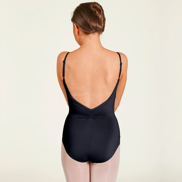 Capezio MC100 Transition Cami Leotard Pinch Front