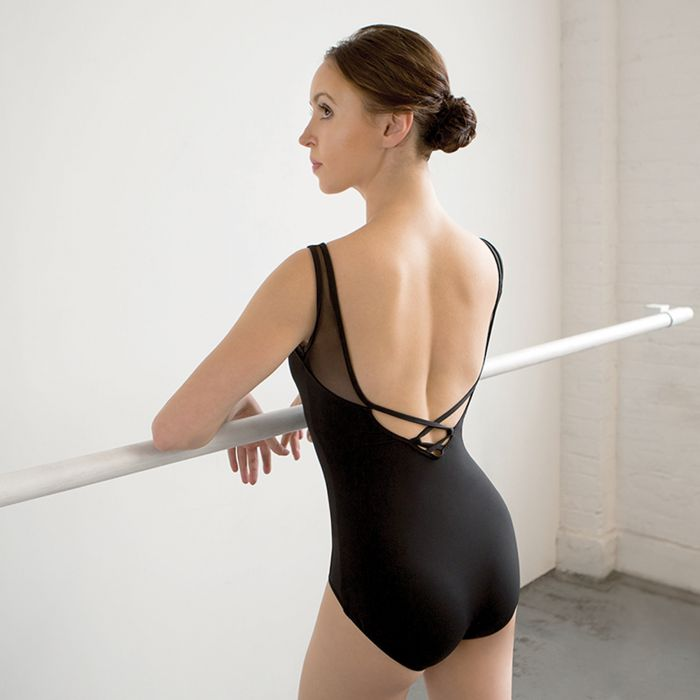 Capezio V-Neck Tank Leotard - Dazzle Dancewear Ltd