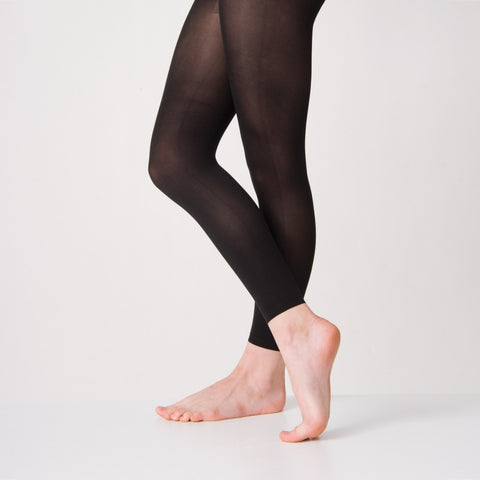 Capezio N140 Adults Hold & Stretch Footless Tights