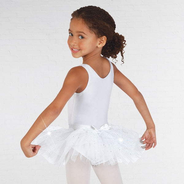 Capezio N9815C Pull On Tutu Skirt - Dazzle Dancewear Ltd
