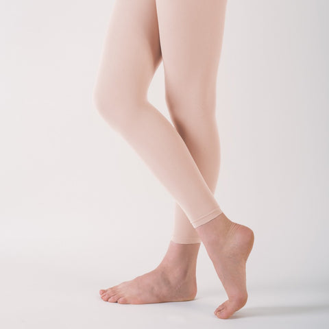 Capezio V1885 Essentials Footless Tights