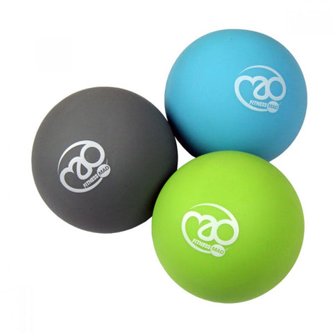 Fitness Mad Trigger Point Massage Ball Set - Dazzle Dancewear Ltd
