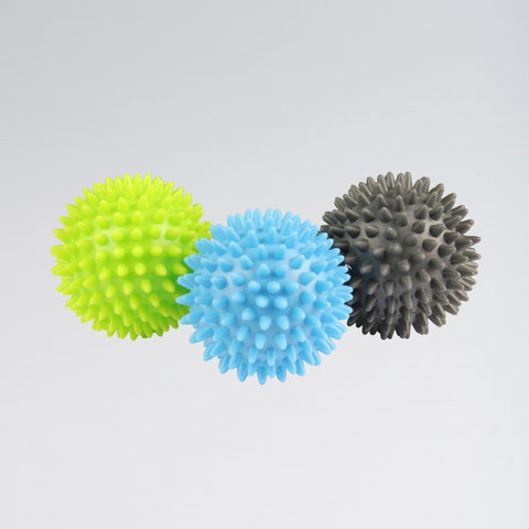Fitness Mad Spikey Trigger Ball Trio